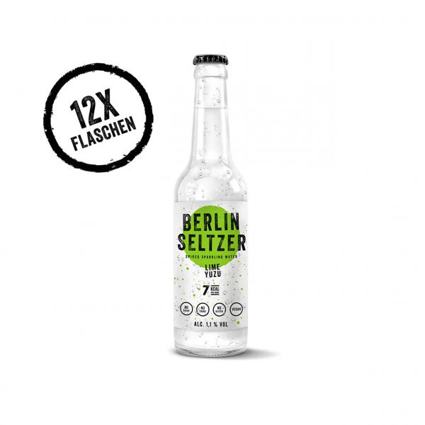 Berlin Seltzer - The Better Hard Seltzer