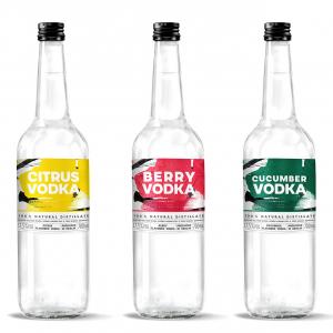 Flavored Vodka